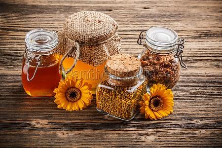 honigpollen und propolis