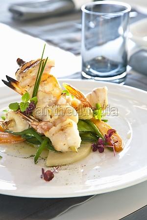 essen nahrungsmittel lebensmittel nahrung garnele angeln