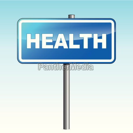 vector health signpost