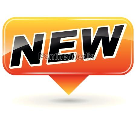 orange new icon