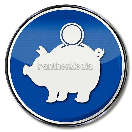 shield sparschweinchen and investment
