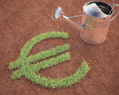 kultivierung des euro