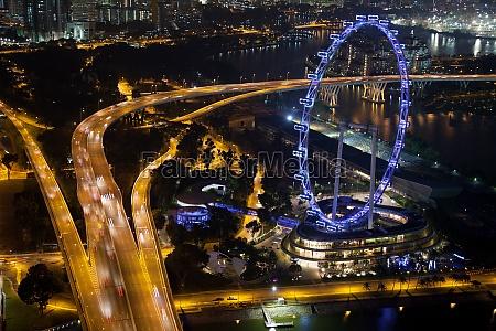 stadt modern moderne nacht nachtzeit grossstadt