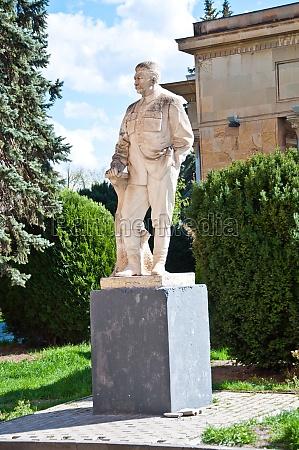 stalin museum und denkmal in gori