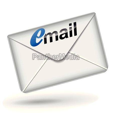 vector email envelope