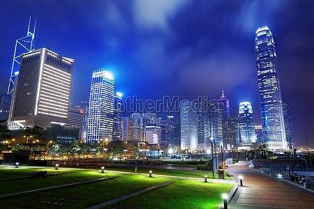 park, in, der, stadt, hongkong - 11549863