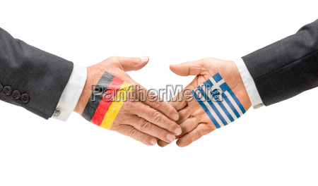 germany and greece reach out