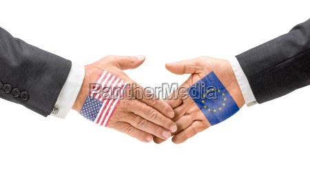 us and eu join hands