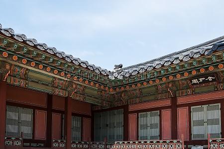 architektur korea