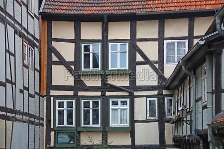fachwerkhaeuser in quedlinburg