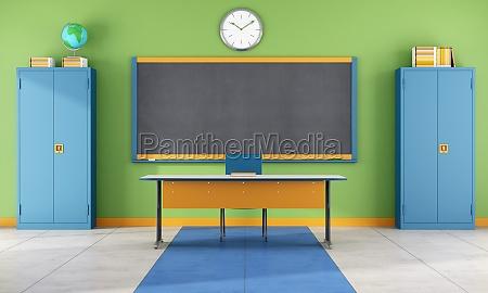 moderne klassenzimmer