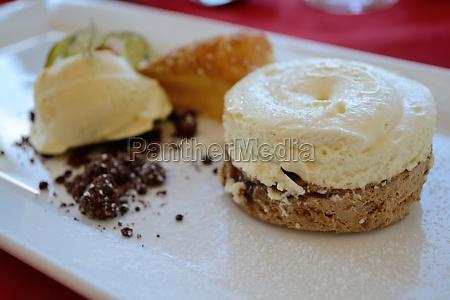 irish coffee torte