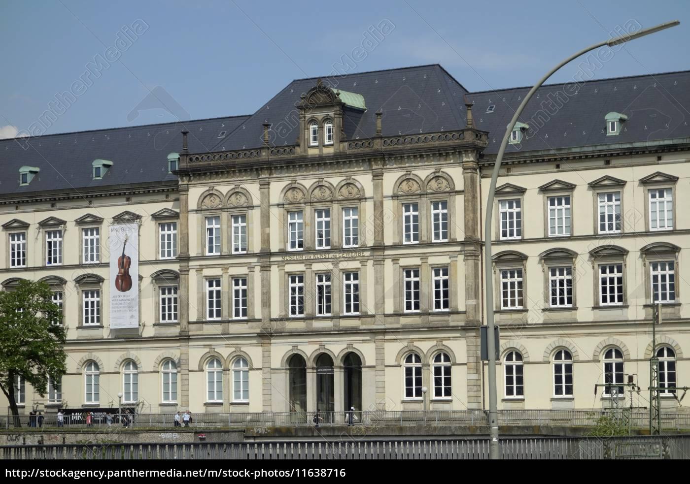 Lizenzfreies Foto 11638716 Museum Für Kunst Und Gewerbe Hamburg