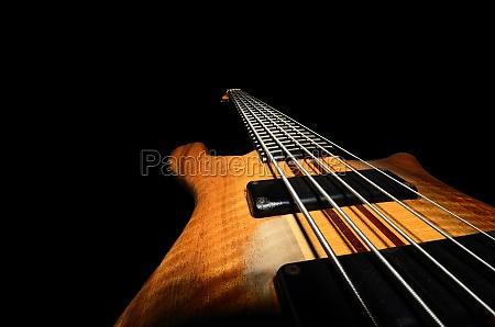 bassgitarre saiten