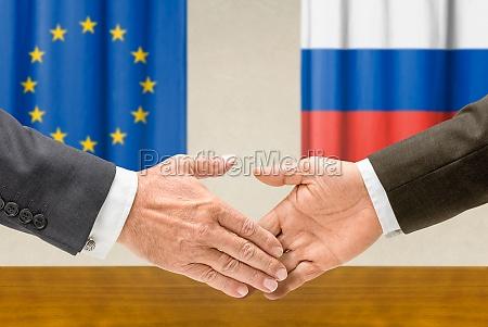 representatives of the eu and russia