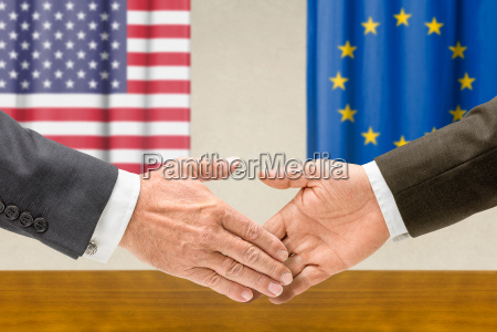 us and eu representatives reach out