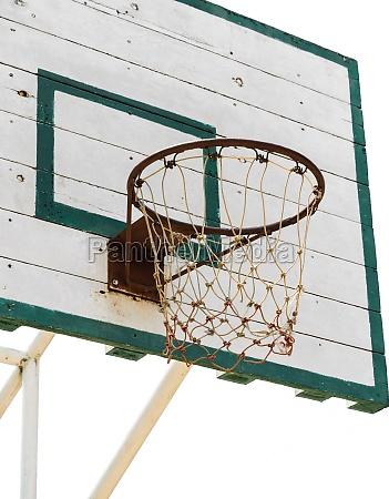 sport freisteller abgeschieden basketball korbball isolierte