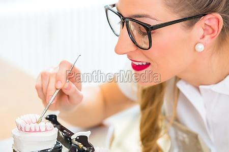 zahntechniker herstellung zahnersatz