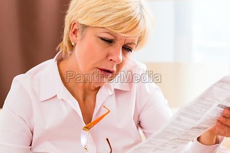 senior lesung mit einsatz presbyopie paket