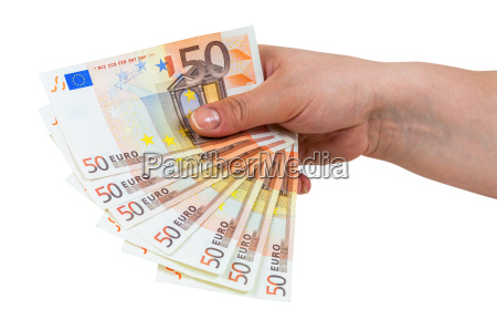 handhaltegeld in hoehe von 50 euro