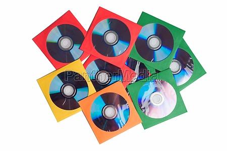 many cd s