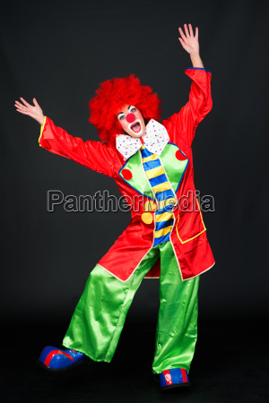 froehlicher clown