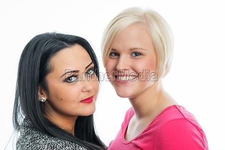 2 girlfriends