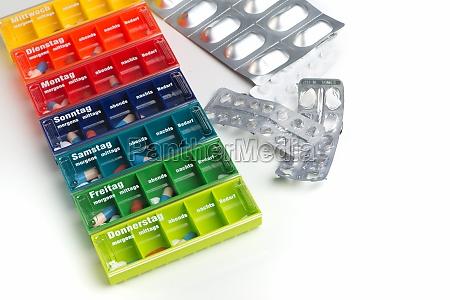 tablettenbox