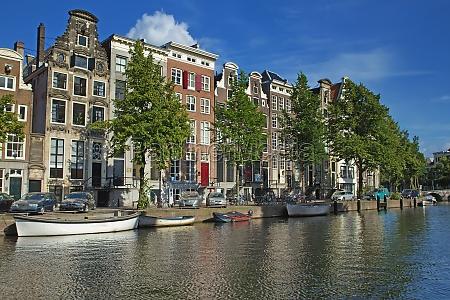 fahrt reisen holland niederlande baustil architektur