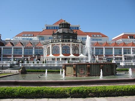 resort architecture in sopot sopot