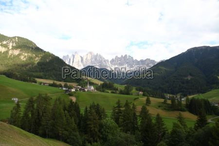 south tyrol scenery countryside nature landscapes