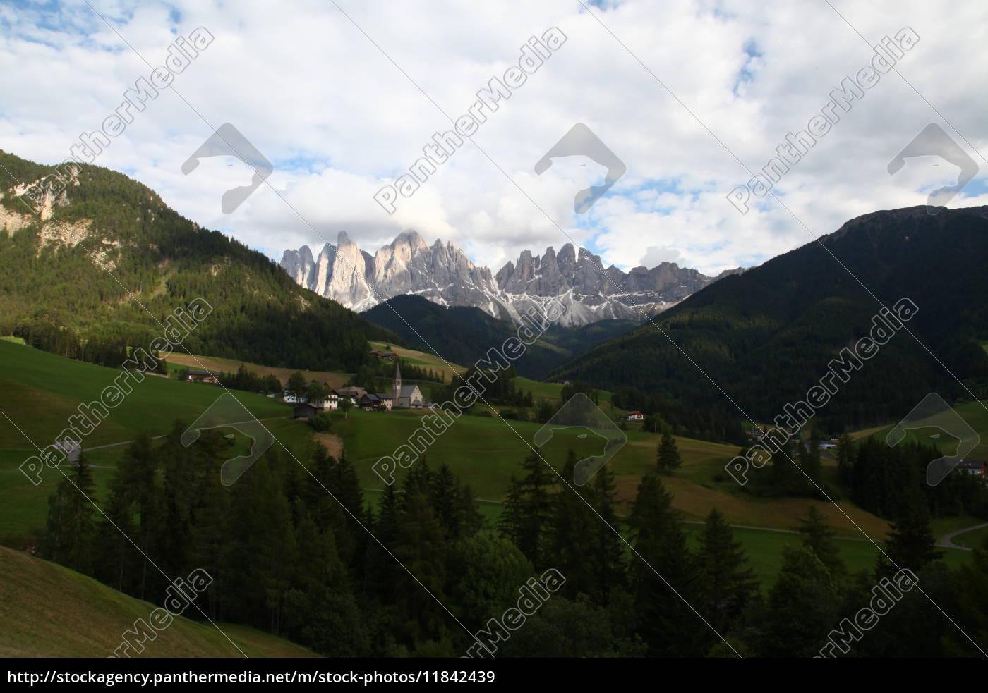 Südtirol, Landschaft, Landschaften, National Park, Puez, Puezgruppe - 11842439