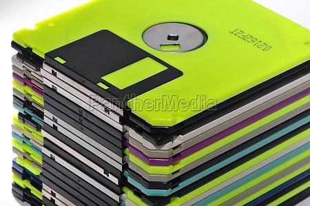 alte, disketten - 11860661