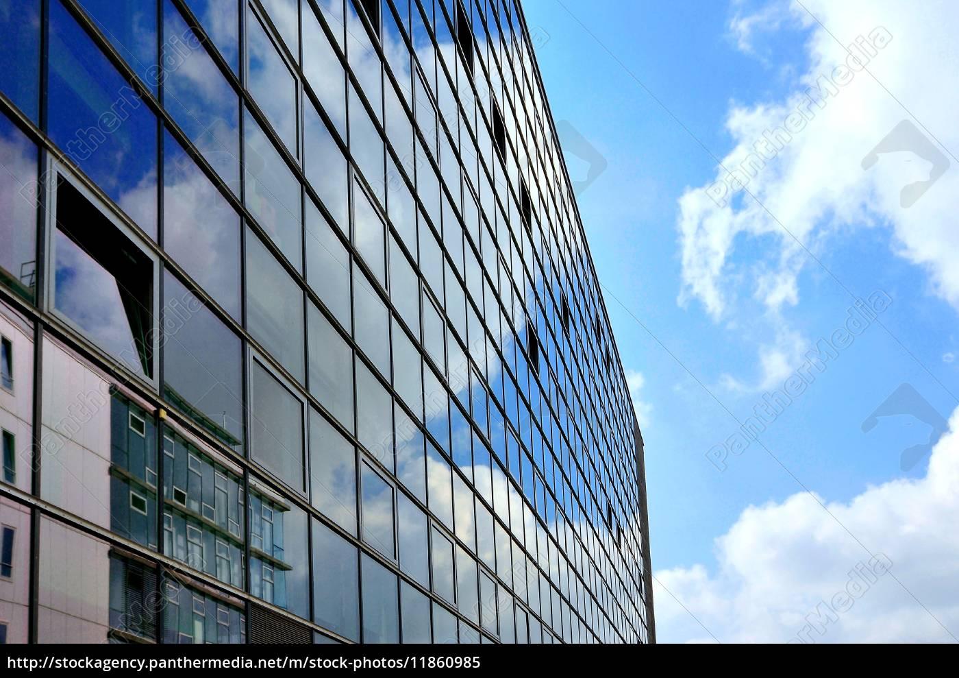 glasfassade - 11860985