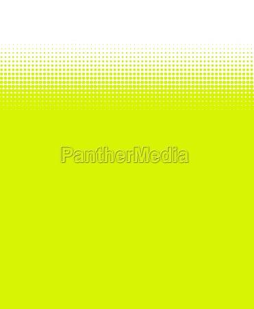 farbverlauf gelb weiss aus punkten