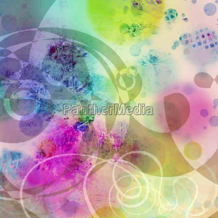 abstract pattern colors