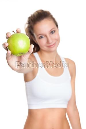 gesunde ernaehrung fuer perfekten koerper