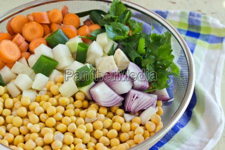 sieve yellow potatoes ingredients vegetable potato