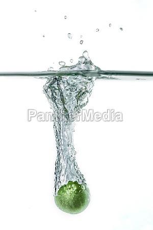 green tomato splash