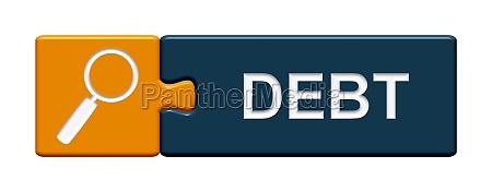 puzzle button debt