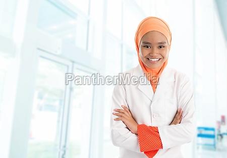 muslimische frauen im krankenhaus