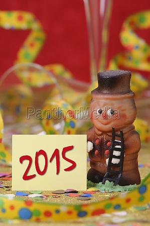 chimney sweep brings luck 2015