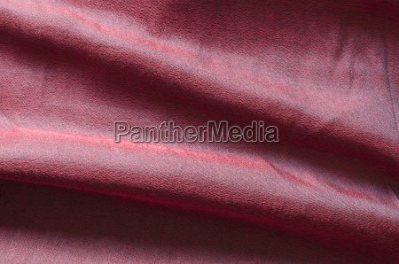 red cashmere wool with structural effect
