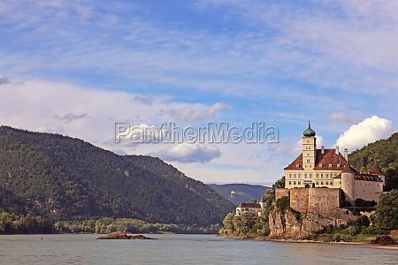 schoenbuehel castle in the wachau