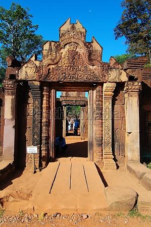 zumachen schliessen blau detail religion tempel