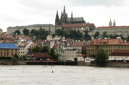 prager burg der tschechischen republik