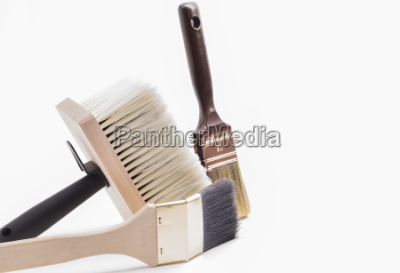 ceiling brush and brush