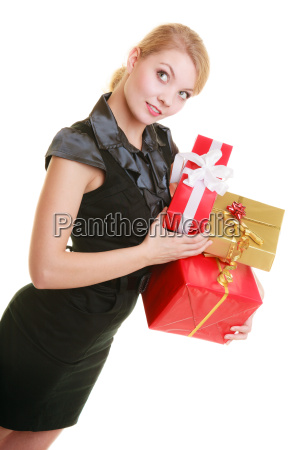 holidays love concept girl with