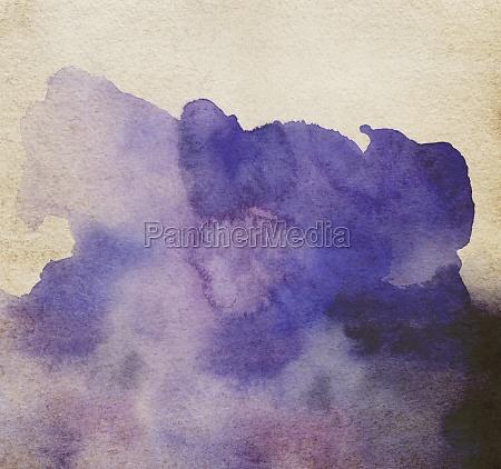 aquarell textur mit papier hintergrund