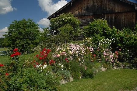 barn entrance rosenhang